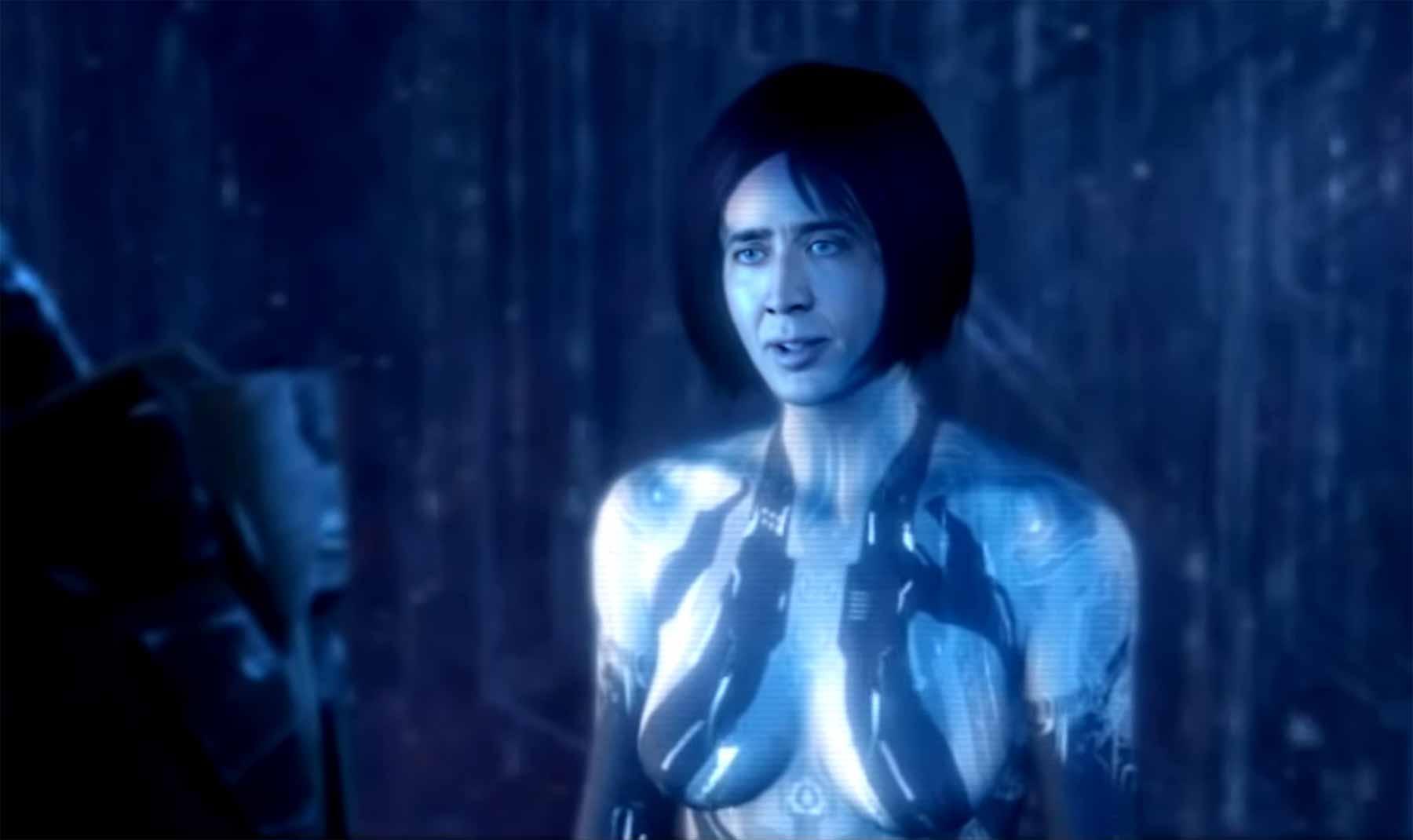 Nicolas Cage per Deepfake in lauter Videospielen