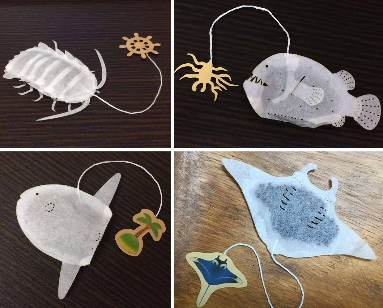 Teebeutel in Meerestierform ocean-tea-bags-teebeutel-in-tierform_06