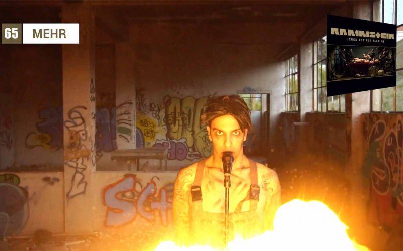 80 Rammstein-Songs in 8 Minuten gecovert
