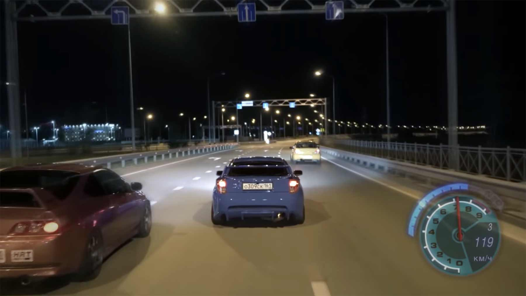 Real Life Need For Speed