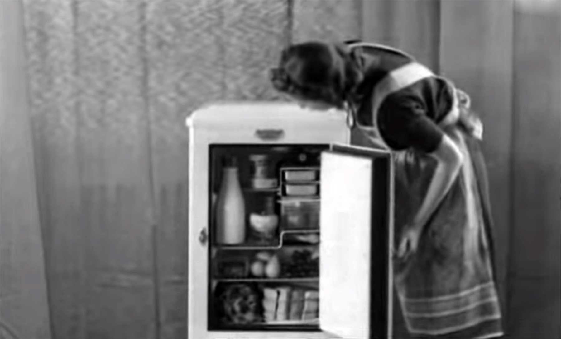 So hat man 1939 erklärt, wie ein Kühlschrank funktioniert