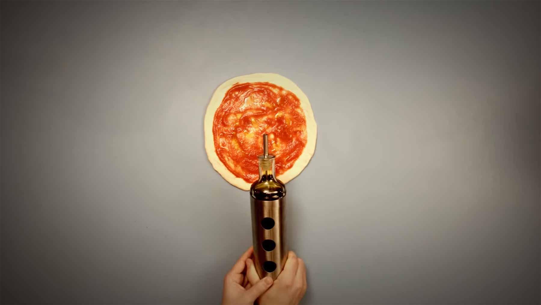 Kommt, wir backen uns eine Stopmotion-Pizza