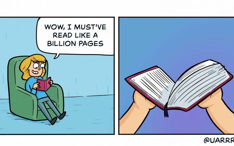 Webcomics von UARRR