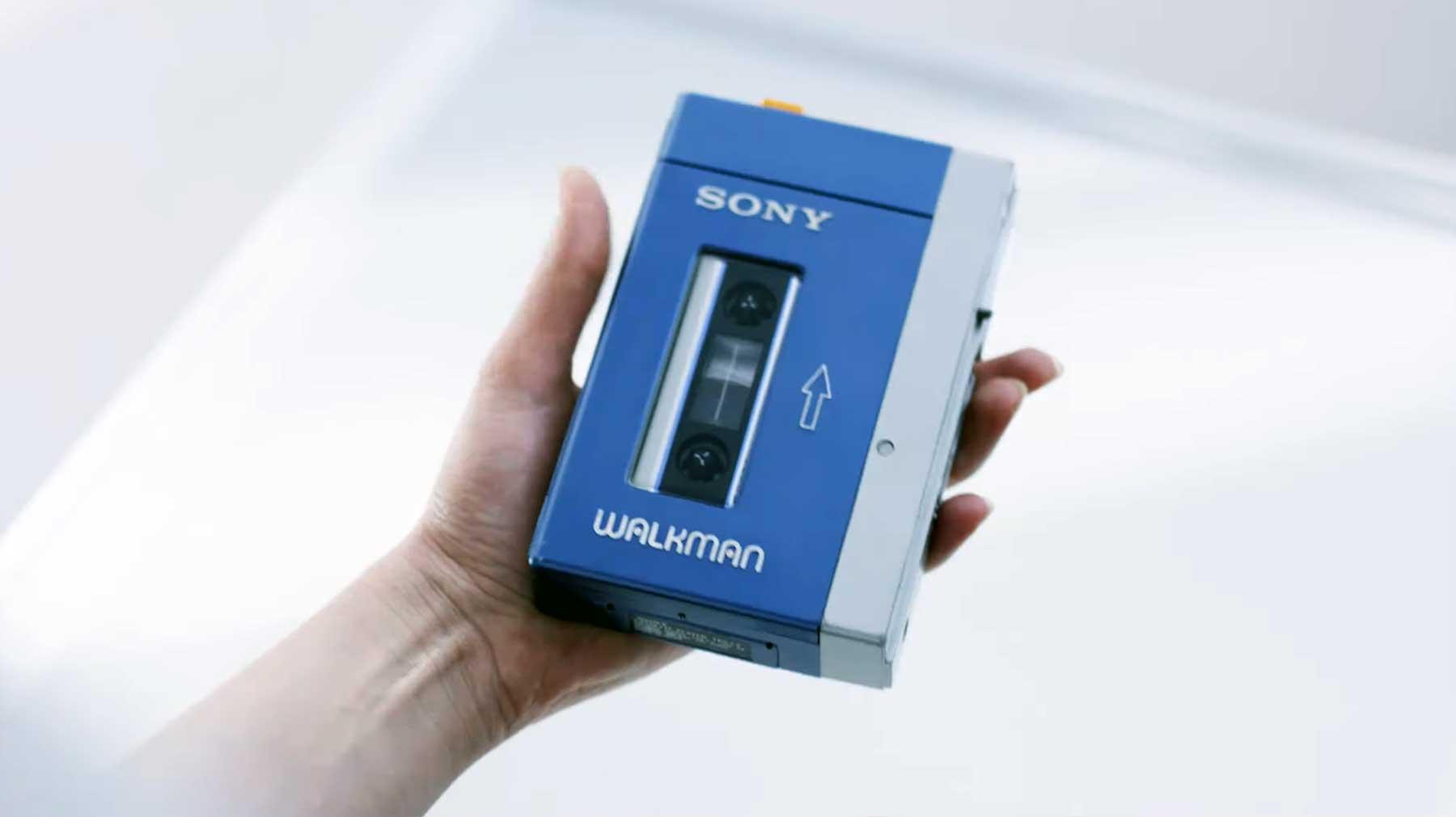 Alles Gute zum 40., lieber Walkman! 40-Jahre-Walkman