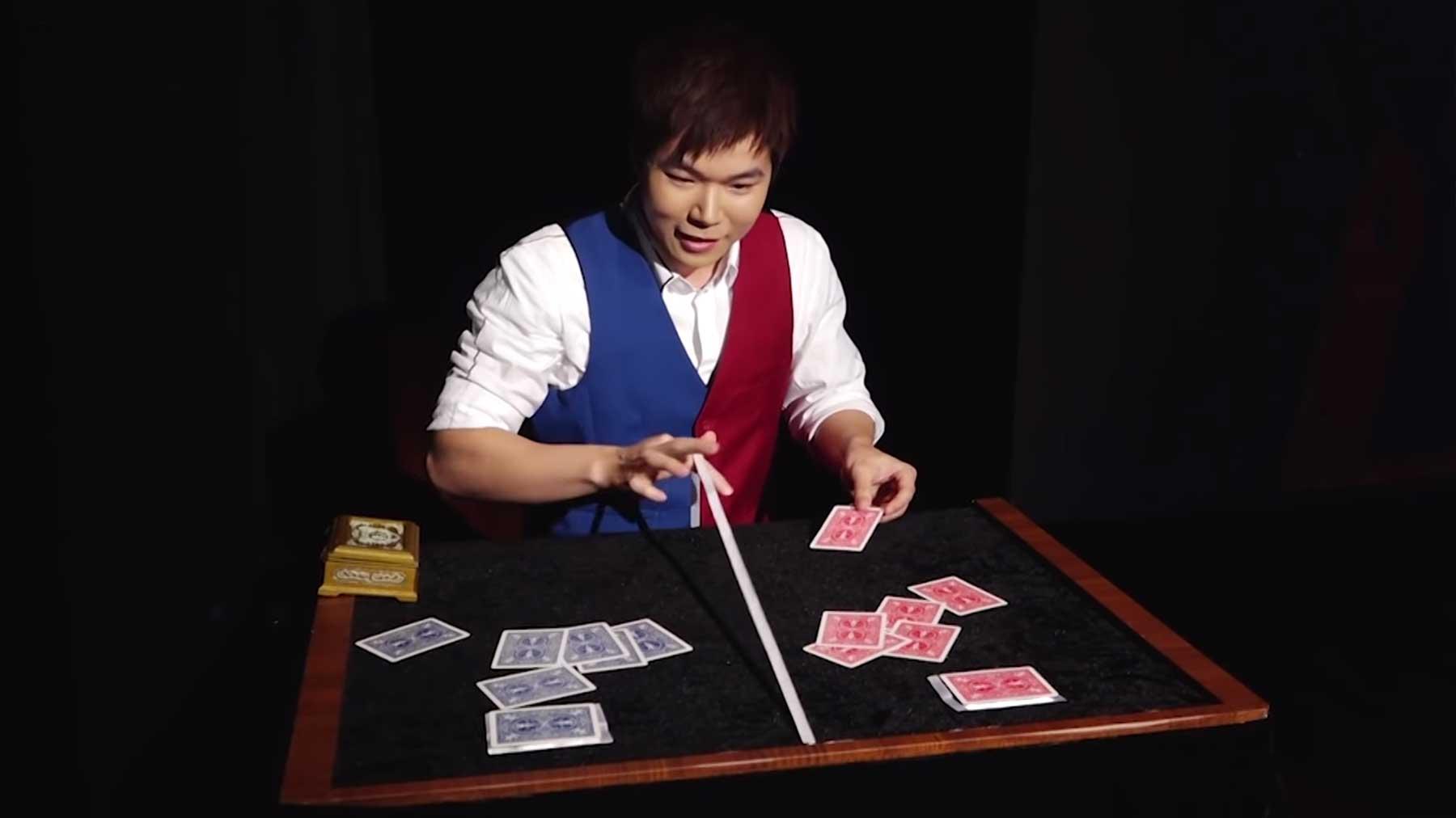 Der weltbeste Zaubertrick des Jahres 2018