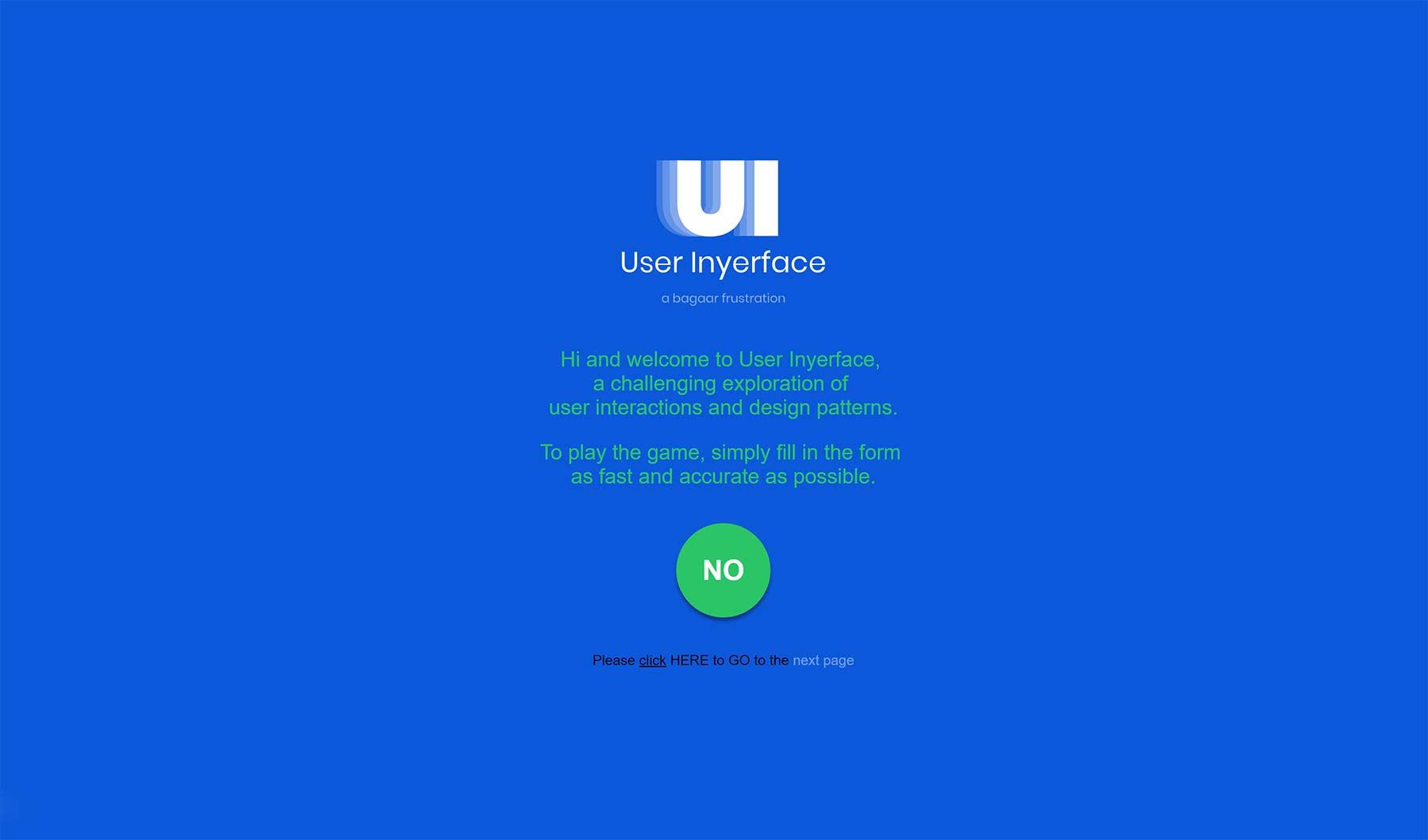 """""""User Inyerface"""" spielt mit Design-Fehltritten und euch User-Inyerface_00"""