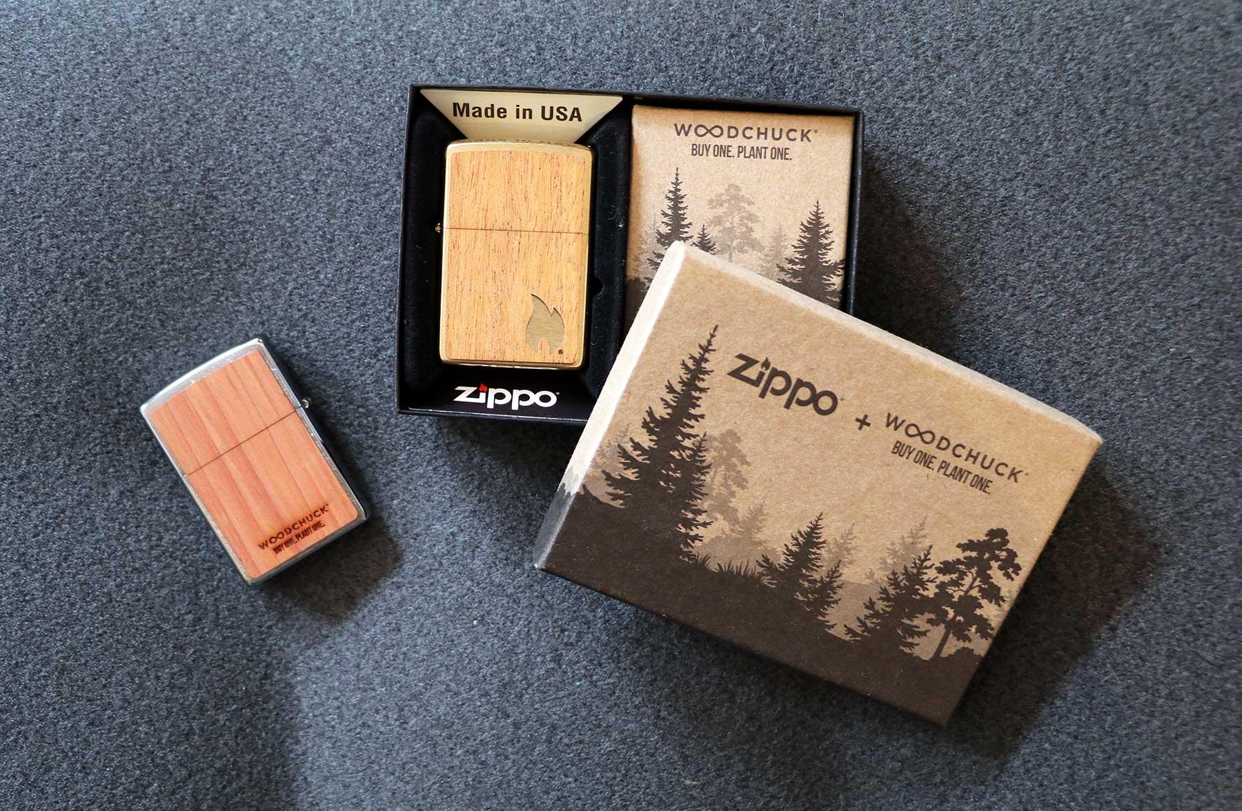 Echtholz trifft Feuerzeug: Die Zippo x Woodchuck-Kollektion Zippo-Woodchuck-Kollektion_04