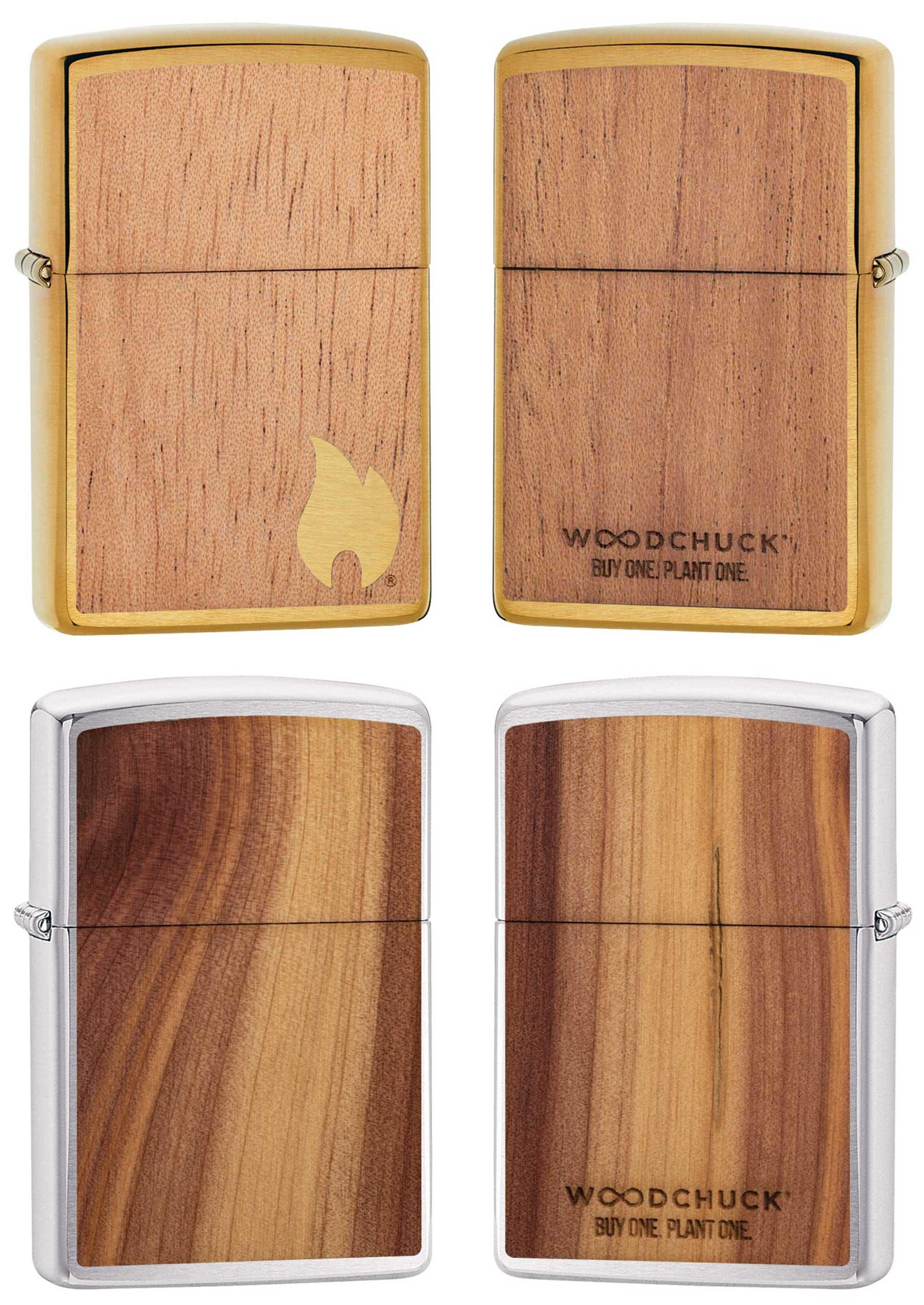 Echtholz trifft Feuerzeug: Die Zippo x Woodchuck-Kollektion Zippo-Woodchuck-Kollektion_08-1