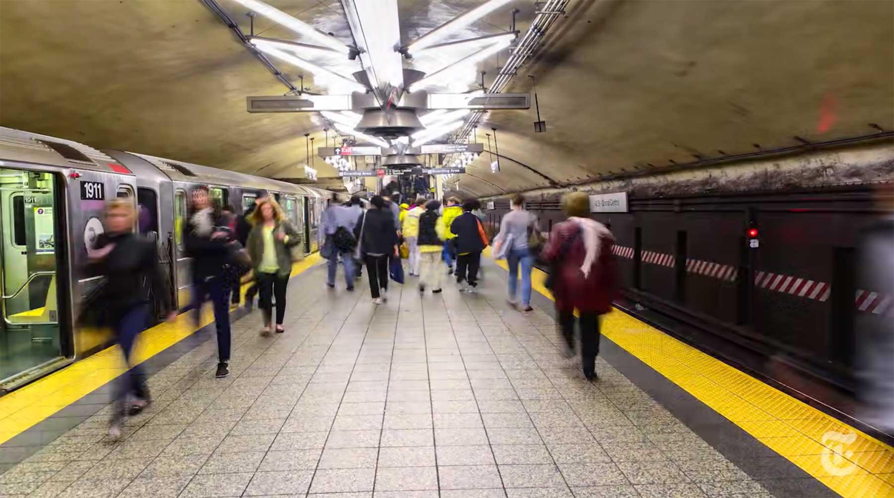 Weshalb die New Yorker U-Bahn so schlecht geworden ist
