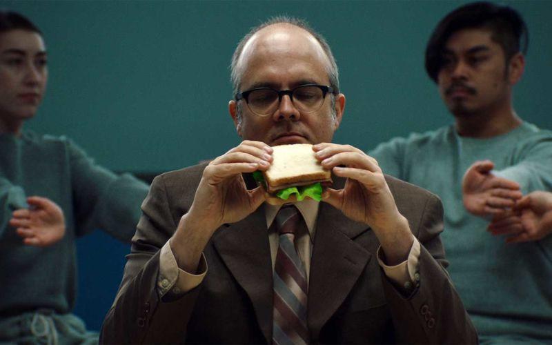 Tanz um dein Sandwich!