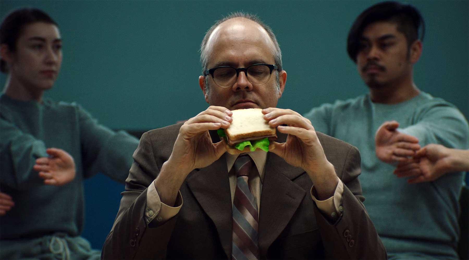 Tanz um dein Sandwich! joe-russo-sandwich-dance