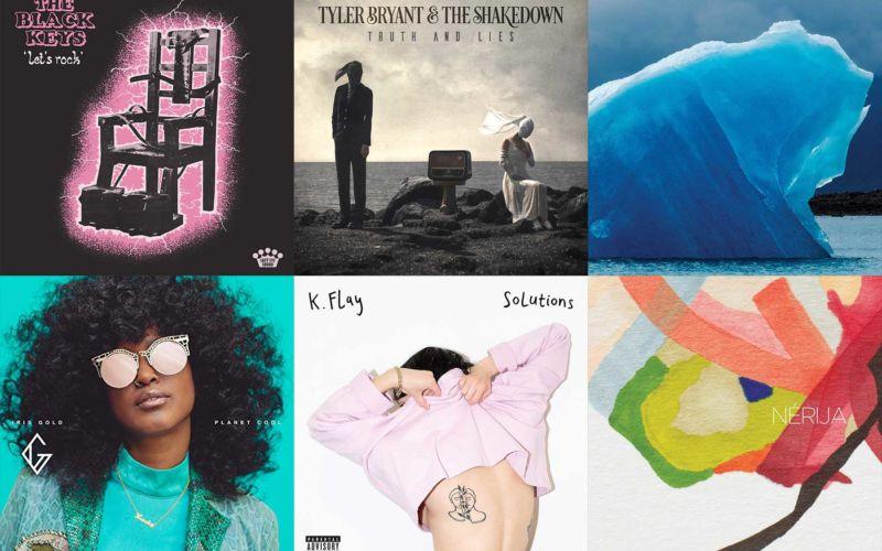 Kurzreviews: Neue Musikalben im Juli 2019