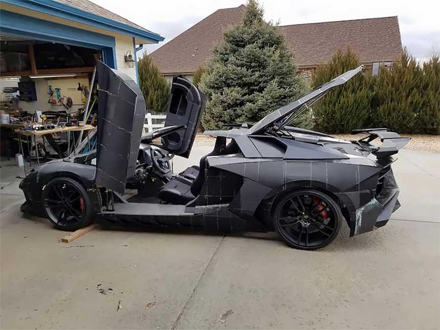 3D-gedruckter Lamborghini Aventador lamborghini-aus-dem-3d-drucker_03