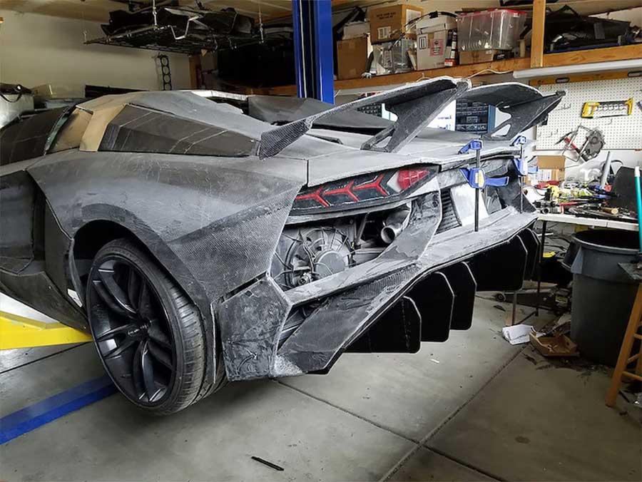 3D-gedruckter Lamborghini Aventador lamborghini-aus-dem-3d-drucker_07