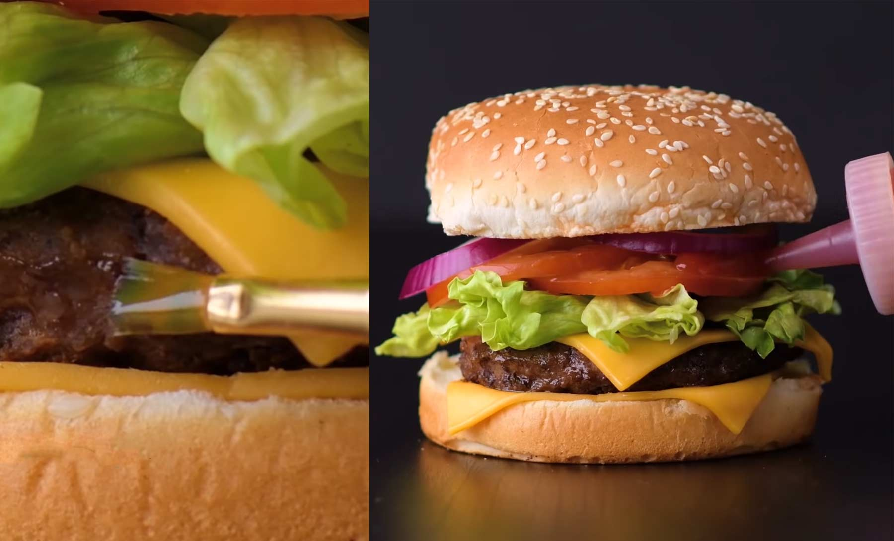 So werden Lebensmittel in der Werbung als leckerer Foodporn inszeniert