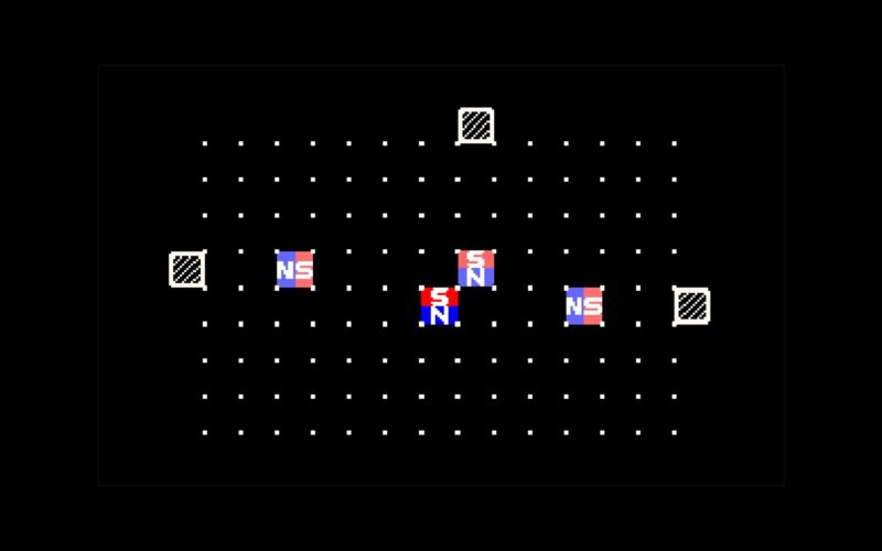 Magnet-Puzzle-Browserspiel
