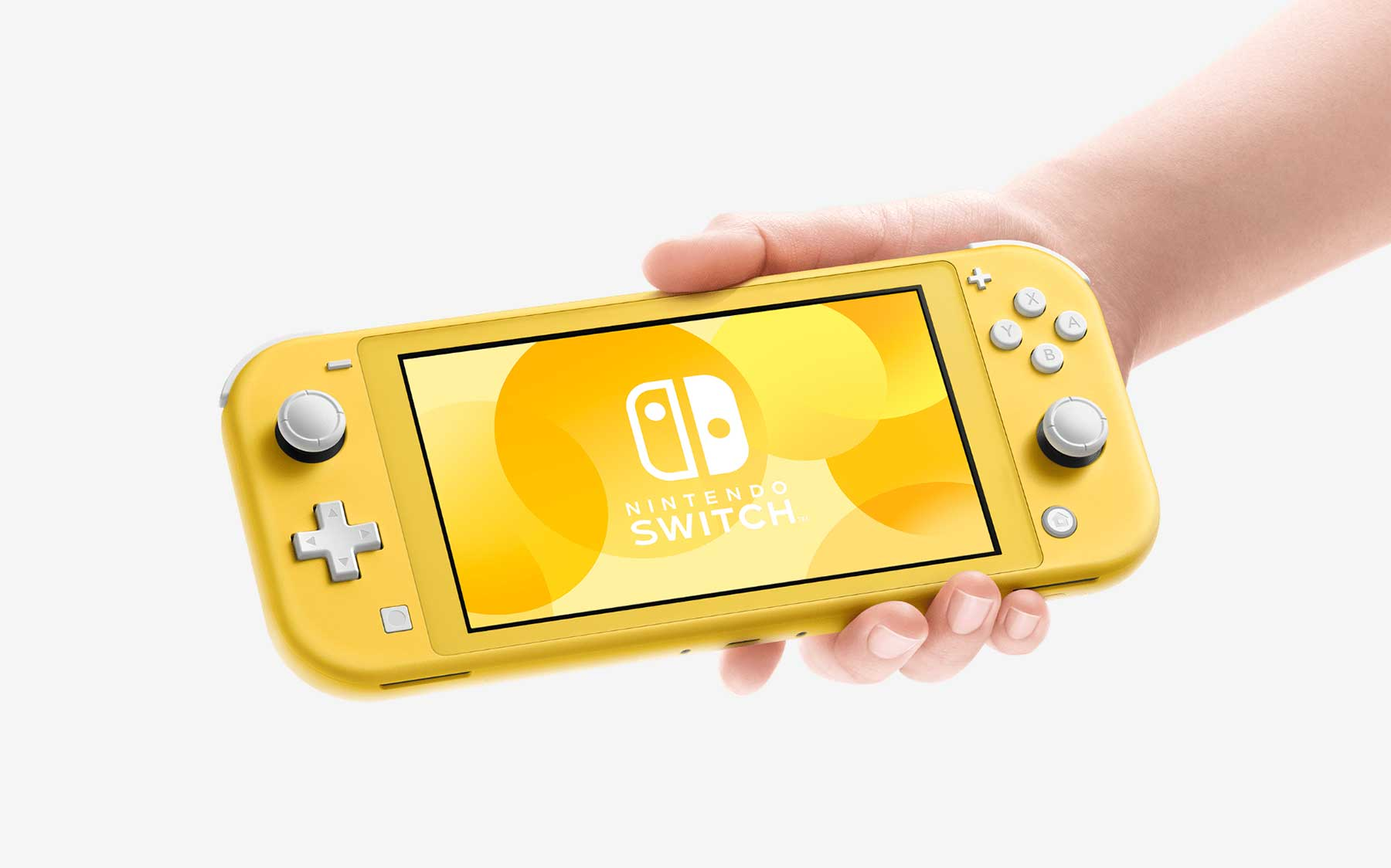 Nintendo Switch Lite: neue Handheld-only Variante der Konsole kommt im September