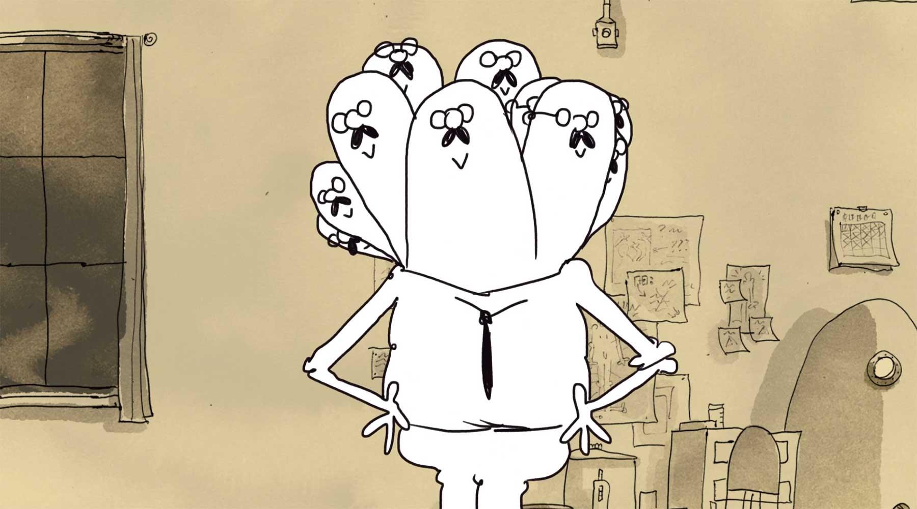 Wenn mehrere Klone in einem Körper wohnen symbiose-kurzfilm