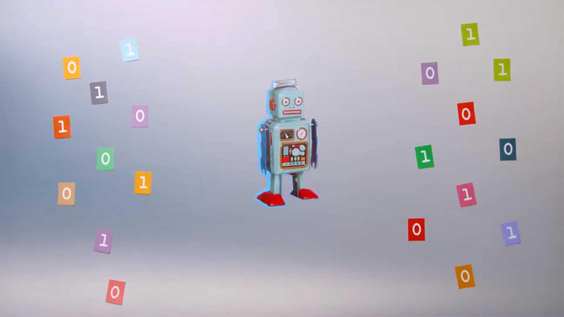 Die Evolution von Software-Entwicklung in 2 Minuten erklärt