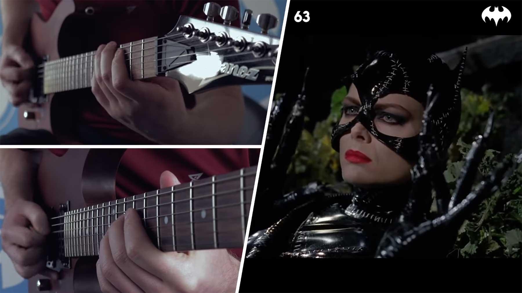 100 Film-Soundtracks auf der Gitarre gespielt