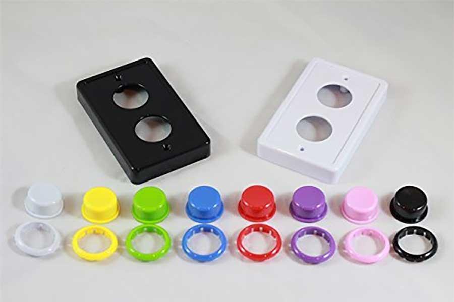 Dieses Verkleidung macht Arcade Buttons aus Lichtschaltern Arcade-buttons-lichtschalterverkleidung_05
