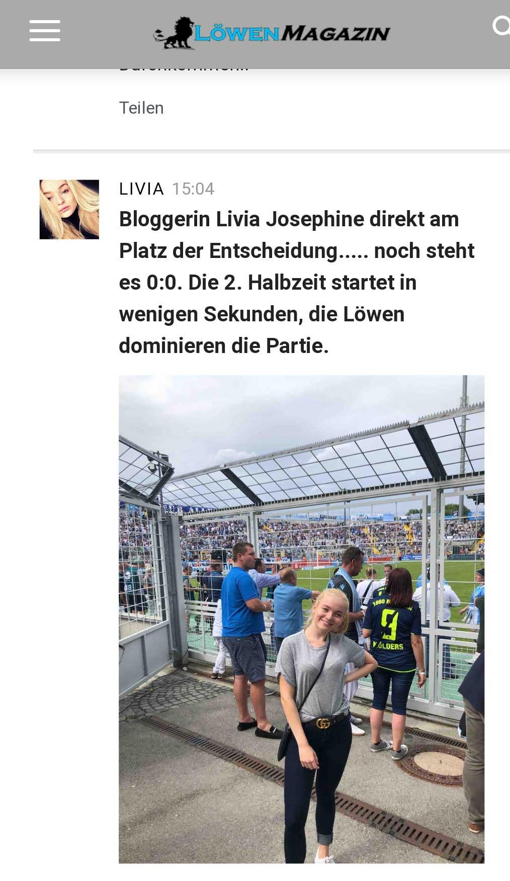 """Gedanken einer 17-Jährigen: """"Live-Bloggen"""" im Löwenstadion Beim-TSV-1860-spiel_02"""