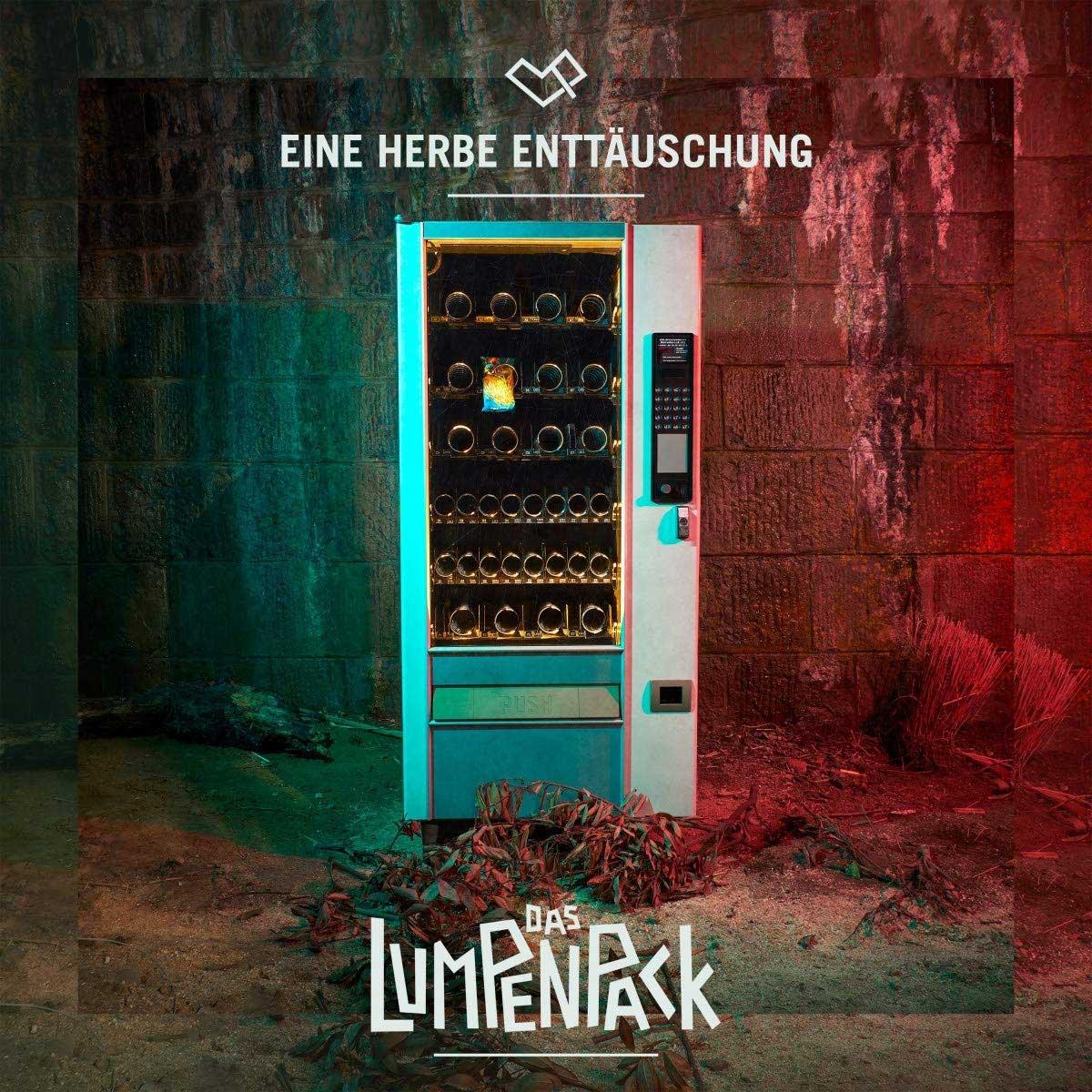 kurzweil-ICH: Das Lumpenpack im Interview Das-Lumpenpack-eine-herbe-enttaeuschung-albumcover-2019
