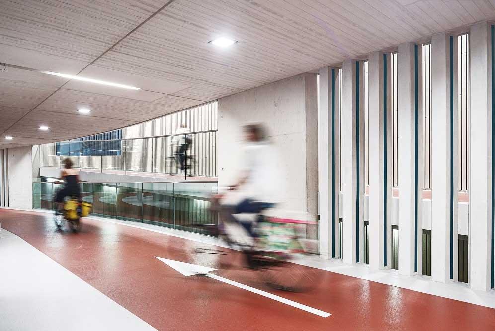 In Utrecht steht die größte Fahrrad-Garage der Welt Fahrradgarage-utrecht_02