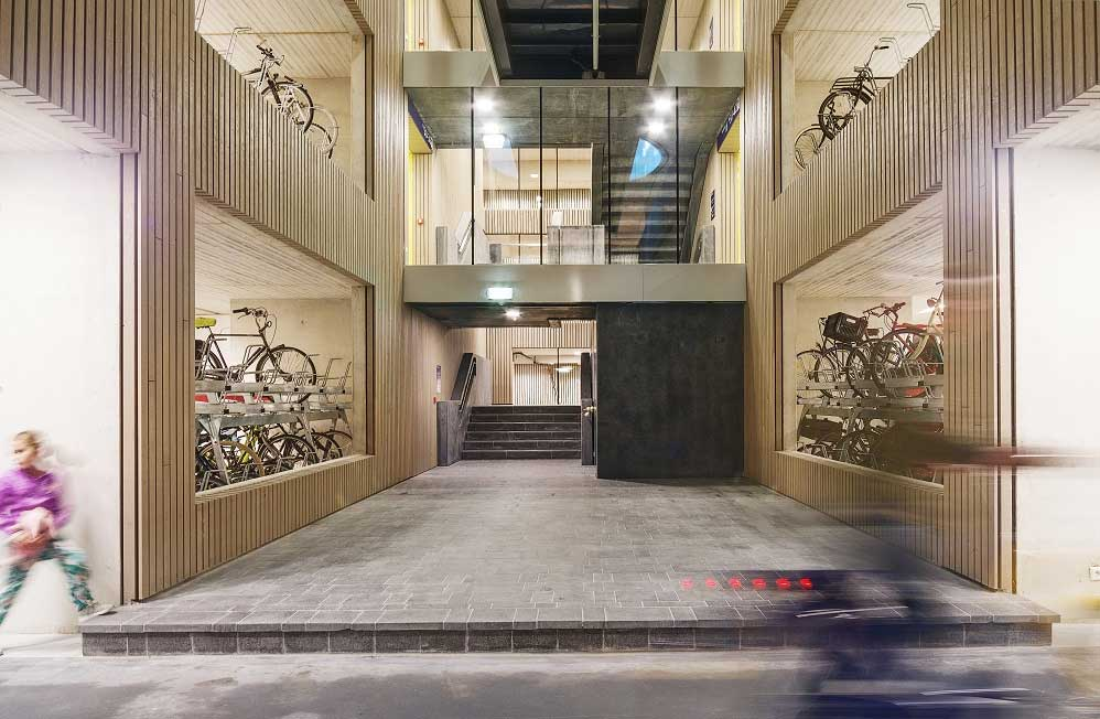 In Utrecht steht die größte Fahrrad-Garage der Welt Fahrradgarage-utrecht_03
