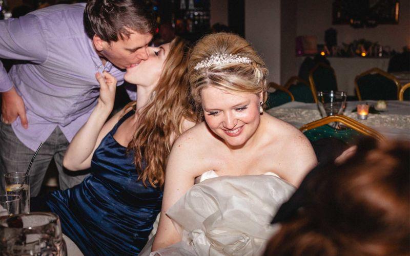 Ian Weldon, der Nicht-Hochzeitsfotograf