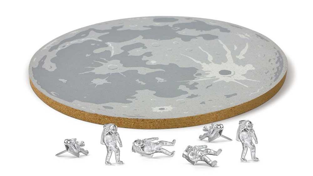 Mond-Puzzle & -Pinnwand Mondpinnwand_02