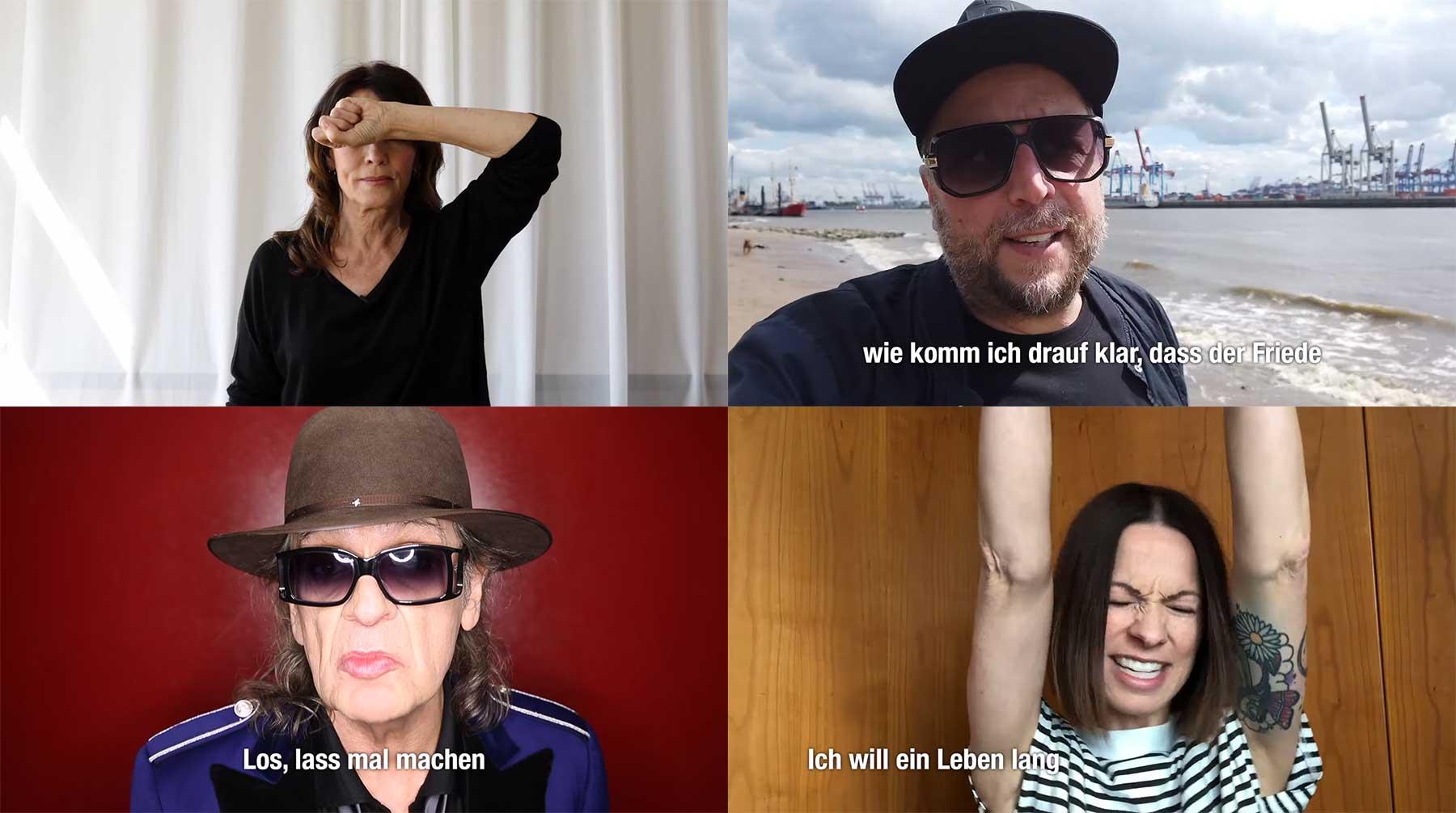 Sebastian Krumbiegel – Die Demokratie Ist Weiblich
