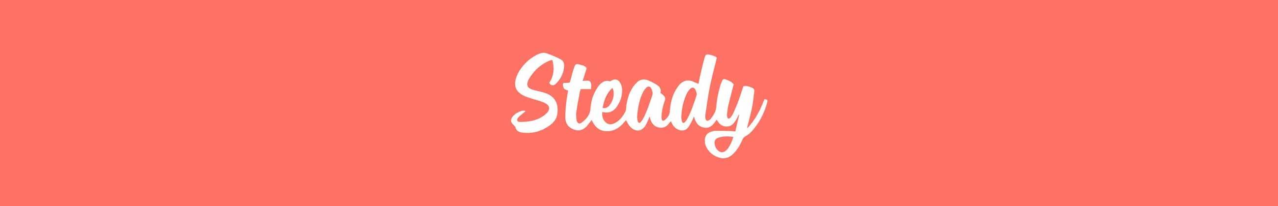 Den Blog unterstützen Steady-1