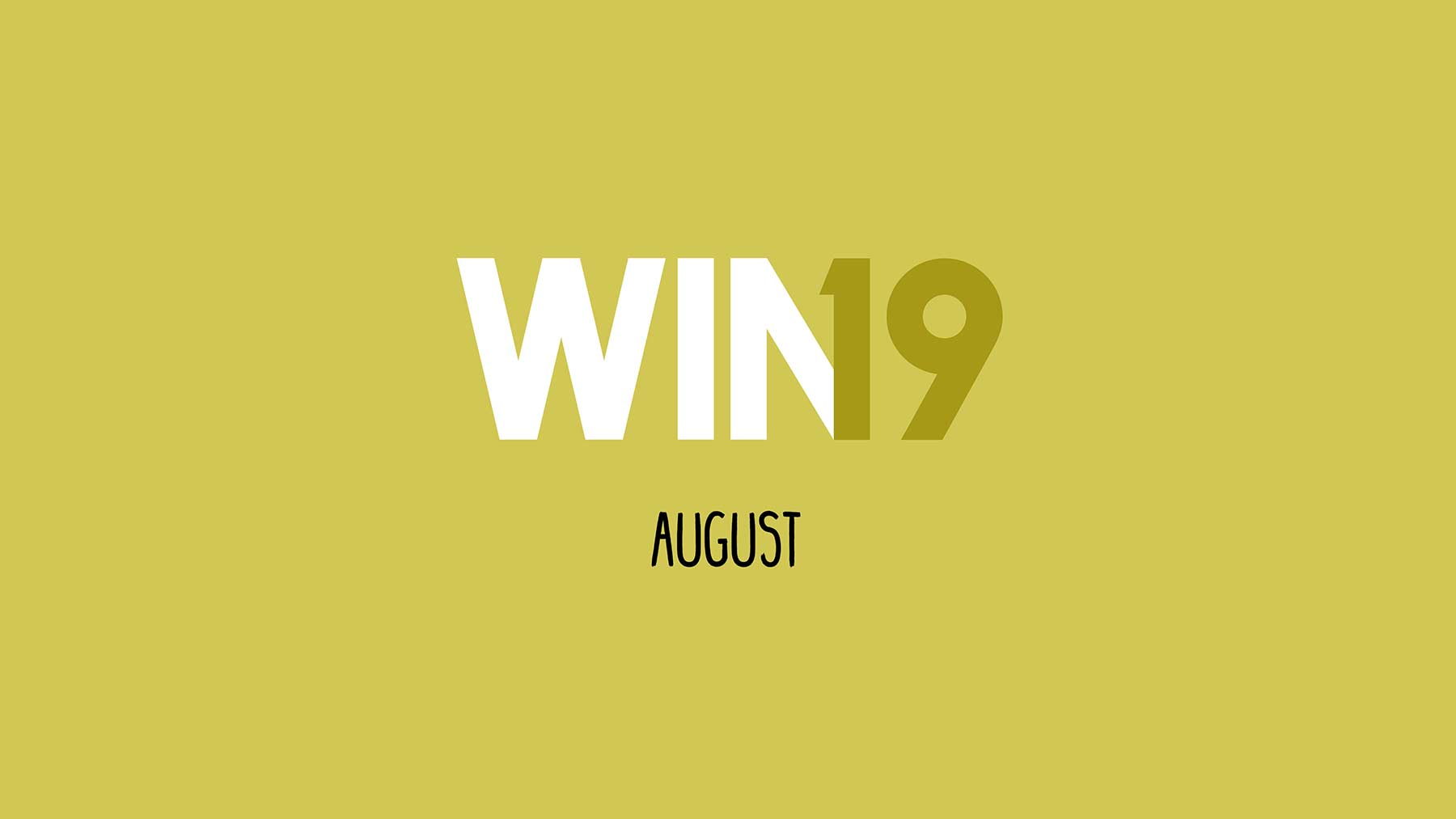 WIN Compilation August 2019 WIN-2019-08_screen_00