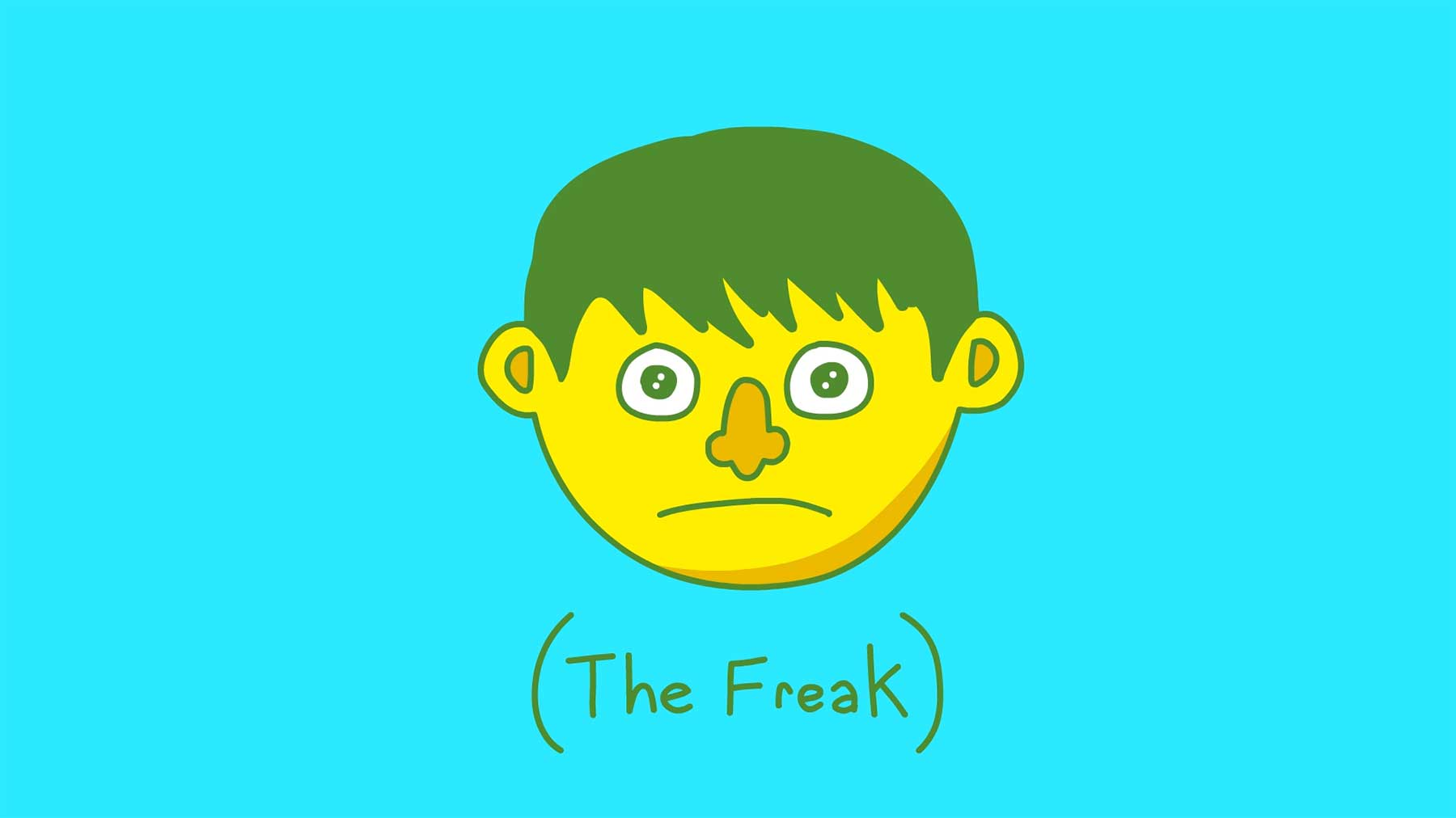 "Animierter Kurzkurzfilm: ""The Freak"" kurzfilm-the-freak"