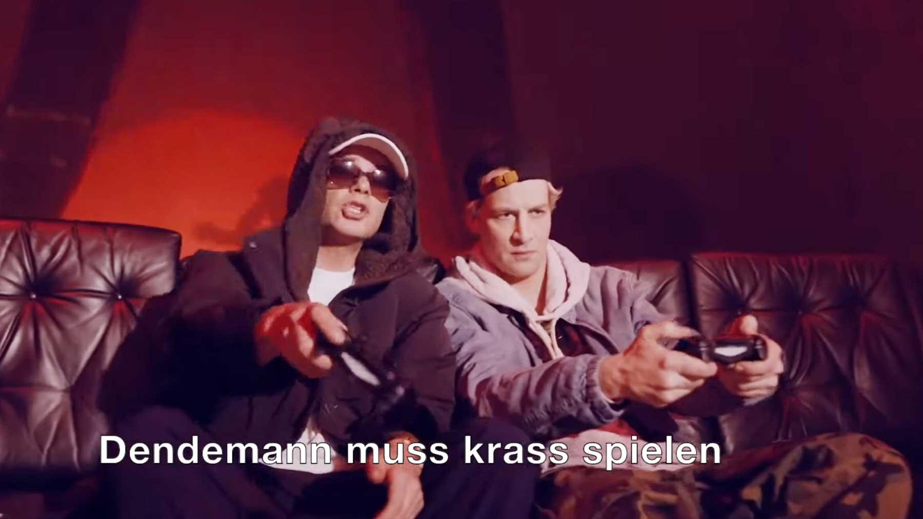 """Literal Musikvideo: Dendemann ft. Trettmann – """"Littbarski"""""""
