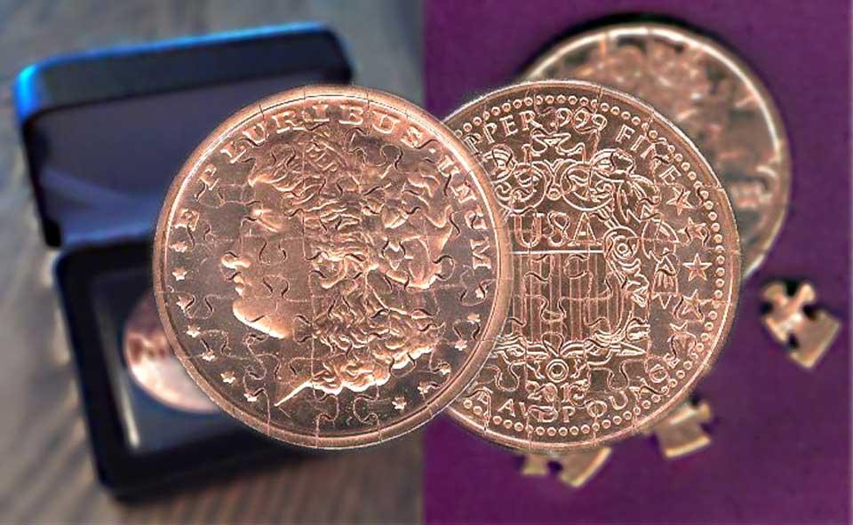 Aus Münzen gemachte Puzzles puzzlemuenzen_04