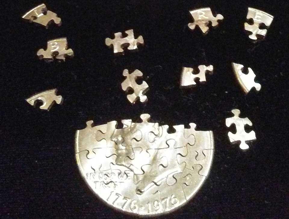 Aus Münzen gemachte Puzzles puzzlemuenzen_05