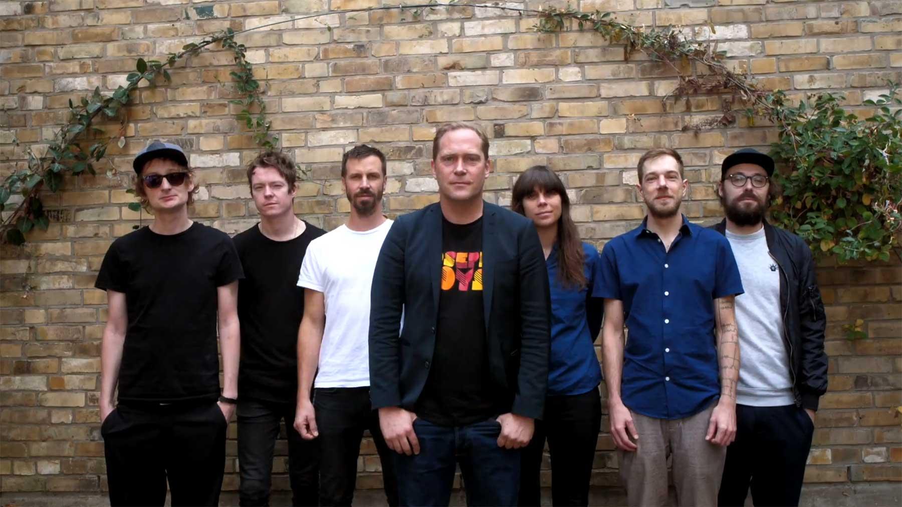 Thees Uhlmann – Fünf Jahre nicht gesungen