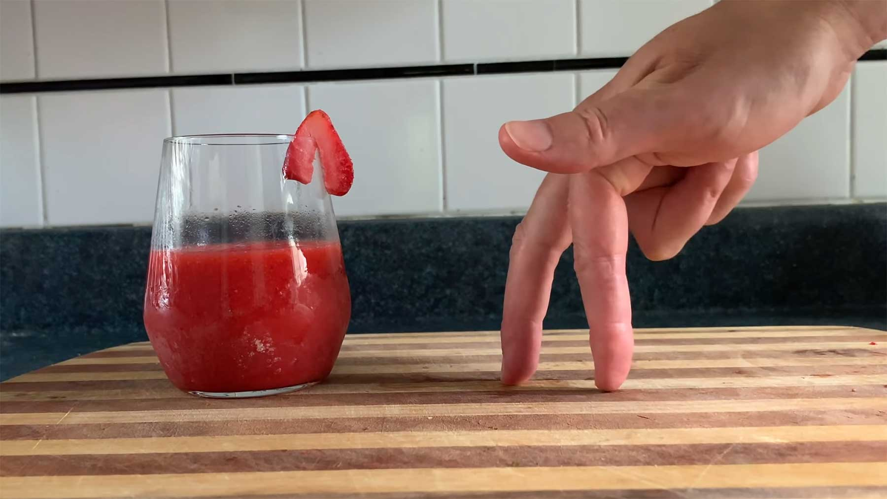 You Suck at Cooking: Strawberry Daiquiri you-suck-at-cooking-erdbeer-daiquiri