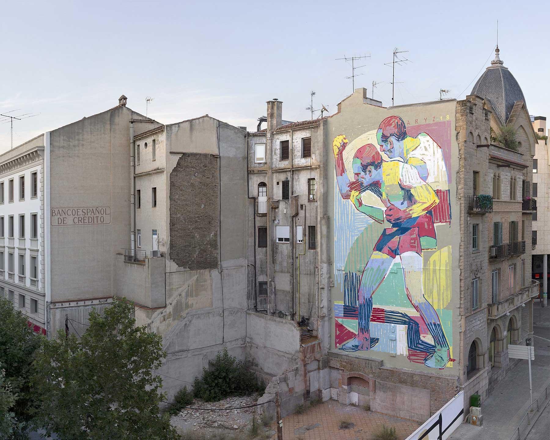 Street Art: Aryz Aryz-Street-Art-2019_03