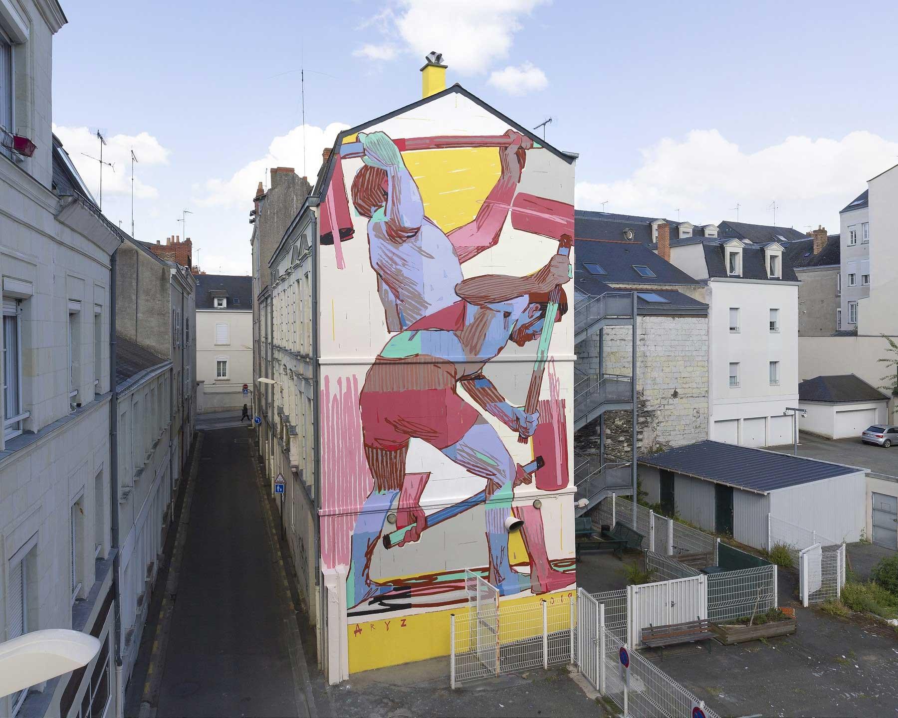 Street Art: Aryz Aryz-Street-Art-2019_06