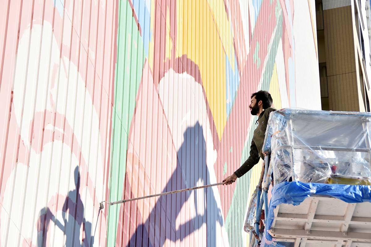 Street Art: Aryz Aryz-Street-Art-2019_07