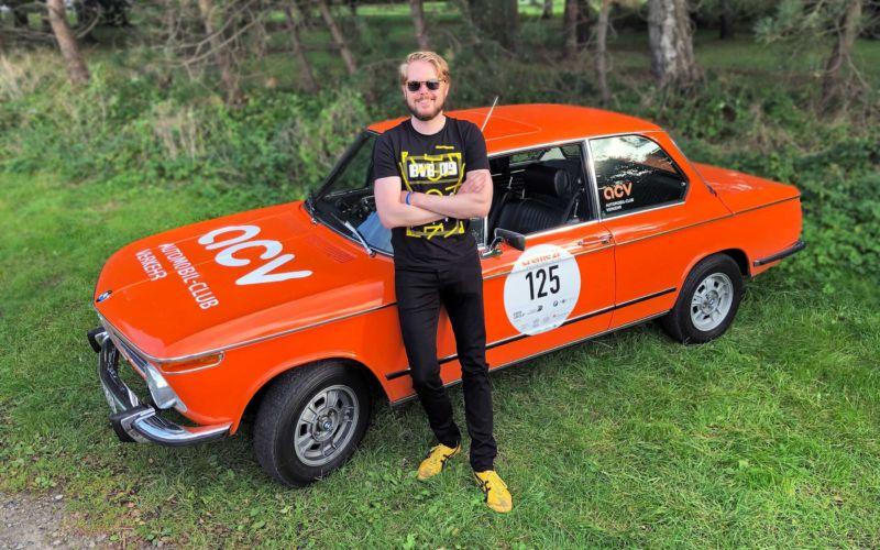 Bericht: Meine Teilnahme an der Creme 21 Youngtimer Rallye 2019