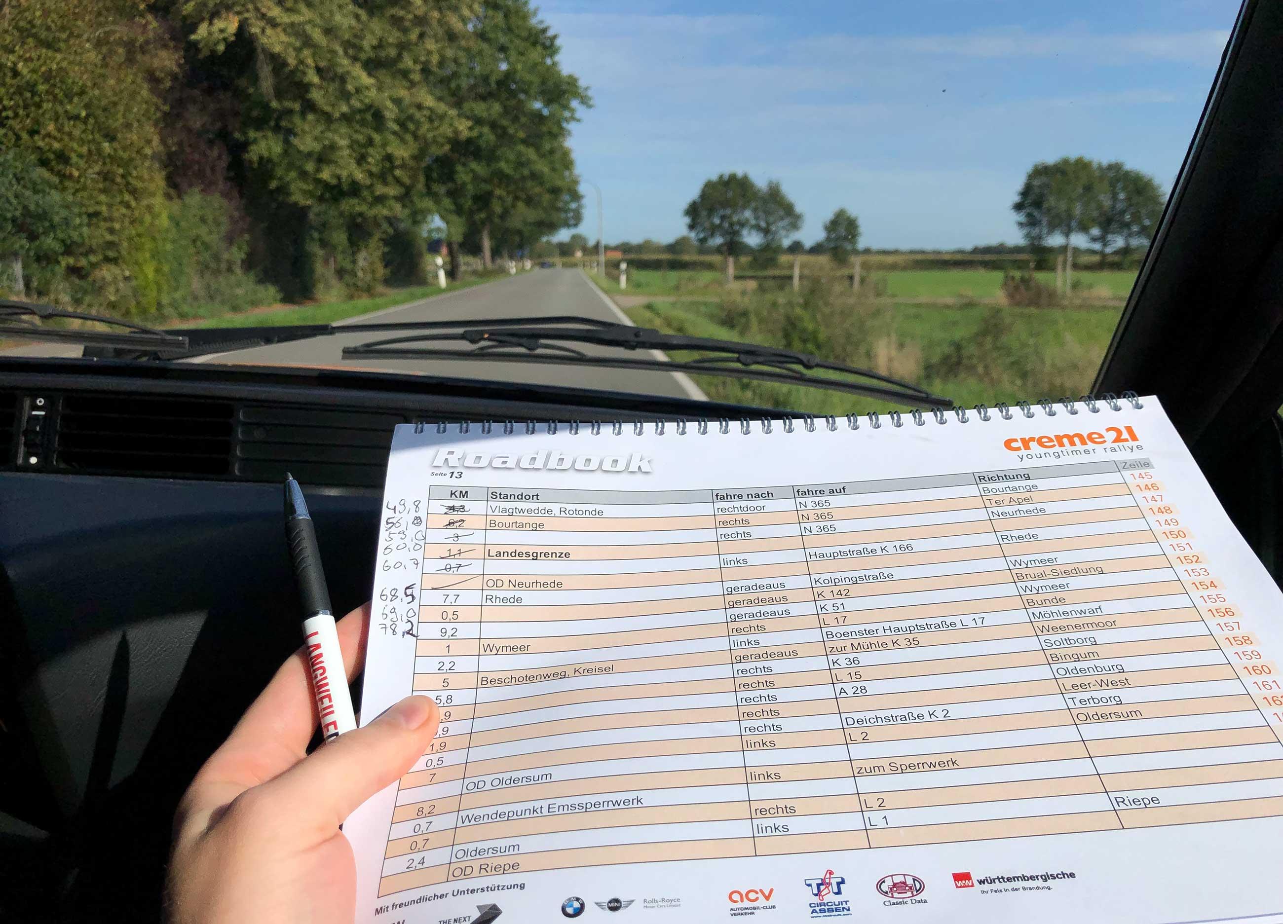 Bericht: Meine Teilnahme an der Creme 21 Youngtimer Rallye 2019 Creme-21-Youngtimer-Rallye-2019_Nachbericht_11