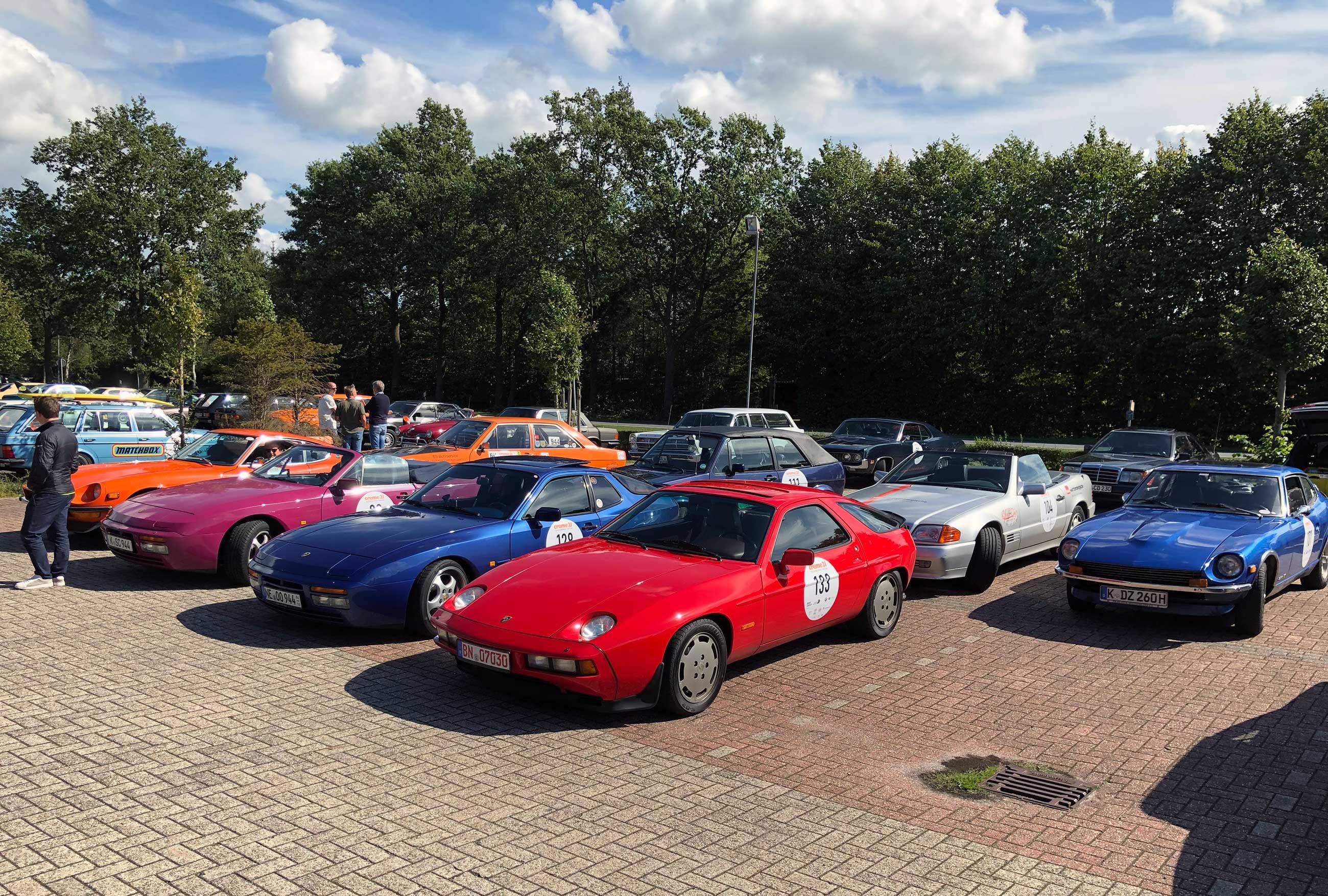 Bericht: Meine Teilnahme an der Creme 21 Youngtimer Rallye 2019 Creme-21-Youngtimer-Rallye-2019_Nachbericht_13