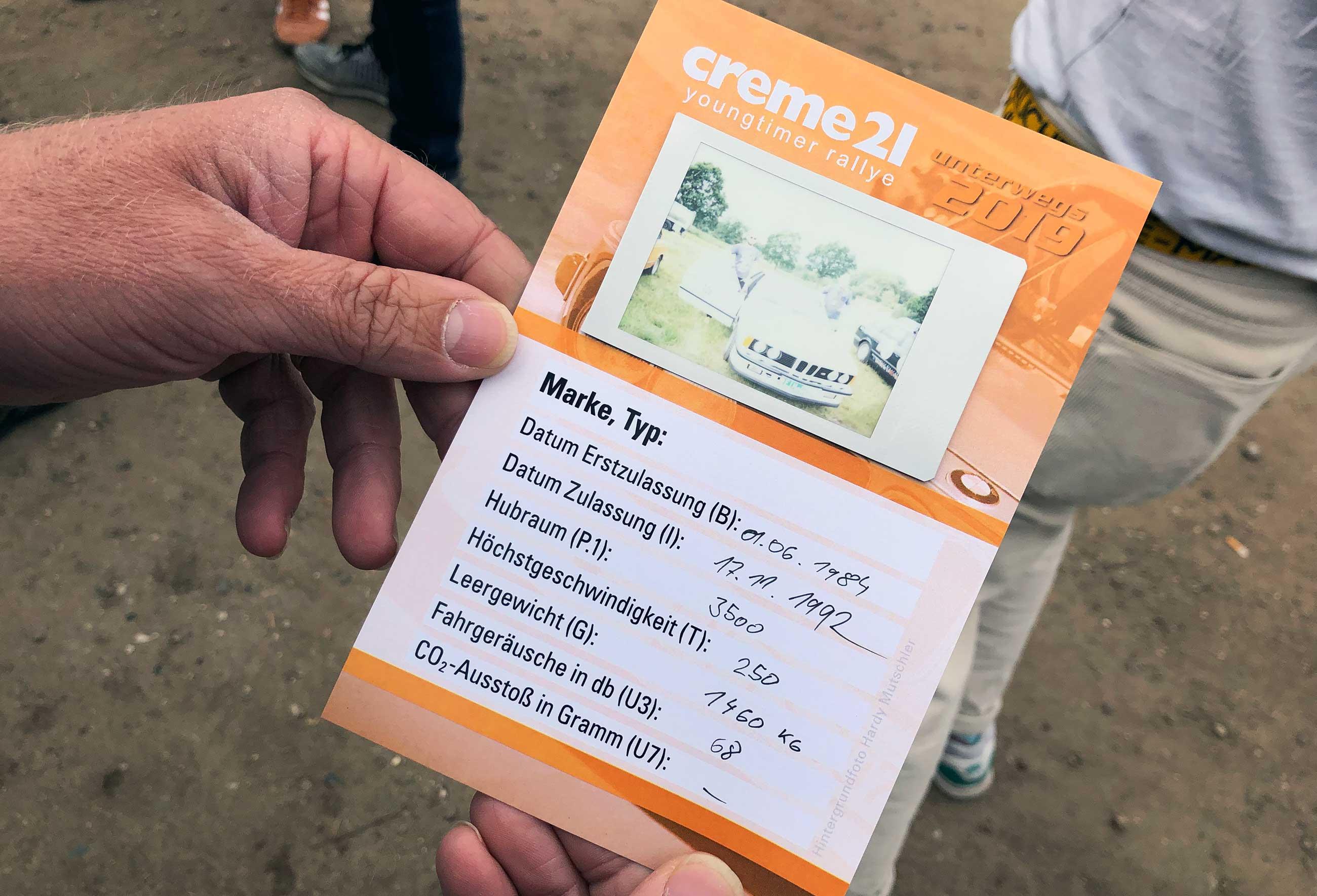 Bericht: Meine Teilnahme an der Creme 21 Youngtimer Rallye 2019 Creme-21-Youngtimer-Rallye-2019_Nachbericht_22