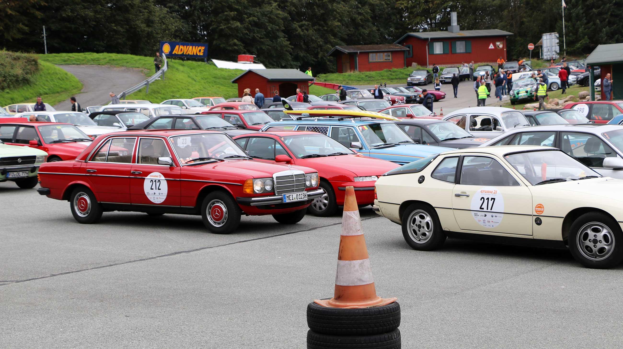 Bericht: Meine Teilnahme an der Creme 21 Youngtimer Rallye 2019 Creme-21-Youngtimer-Rallye-2019_Nachbericht_84