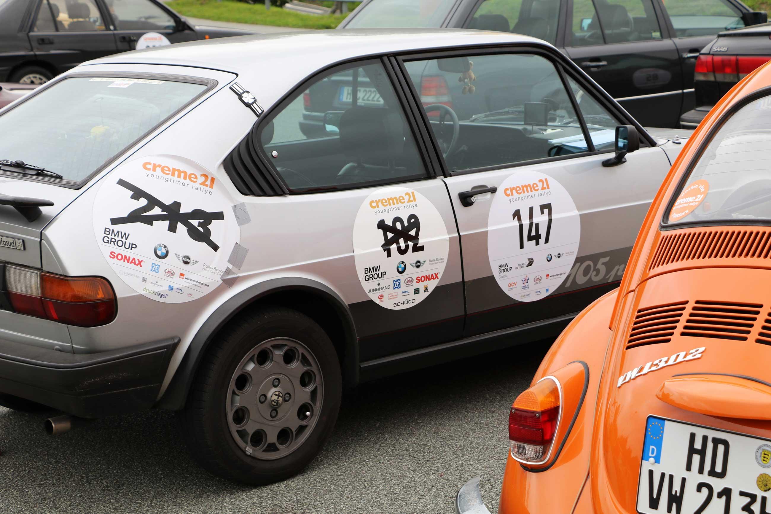 Bericht: Meine Teilnahme an der Creme 21 Youngtimer Rallye 2019 Creme-21-Youngtimer-Rallye-2019_Nachbericht_85