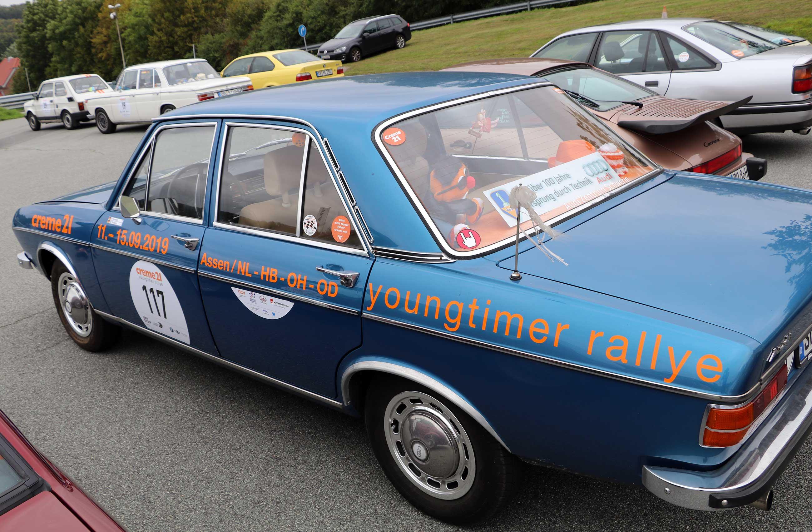 Bericht: Meine Teilnahme an der Creme 21 Youngtimer Rallye 2019 Creme-21-Youngtimer-Rallye-2019_Nachbericht_91